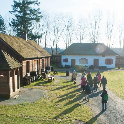 Exploring The History Behind Fort Langley