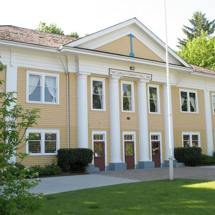 Fort Langley Community Hall